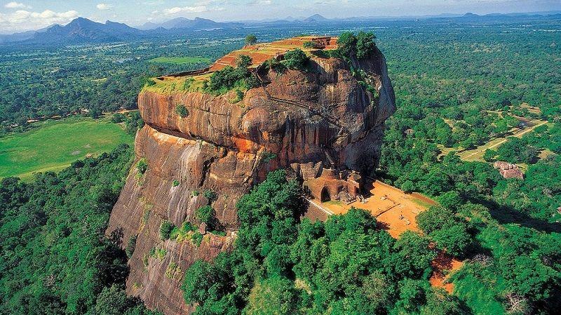 Sigirîya, Sri Lanka