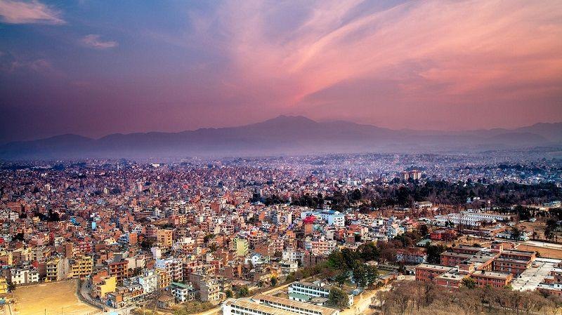 Katmandou, capitale du Népal