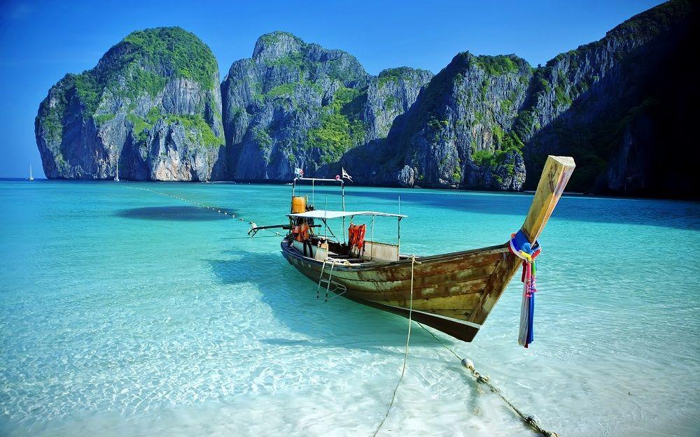 Maya Bay, Phuket, Thaïlande