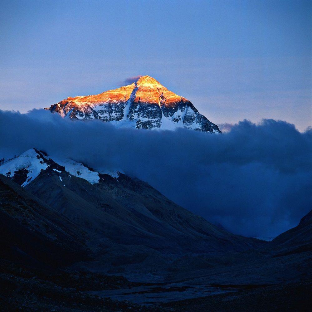 Sommet du Mont Everest