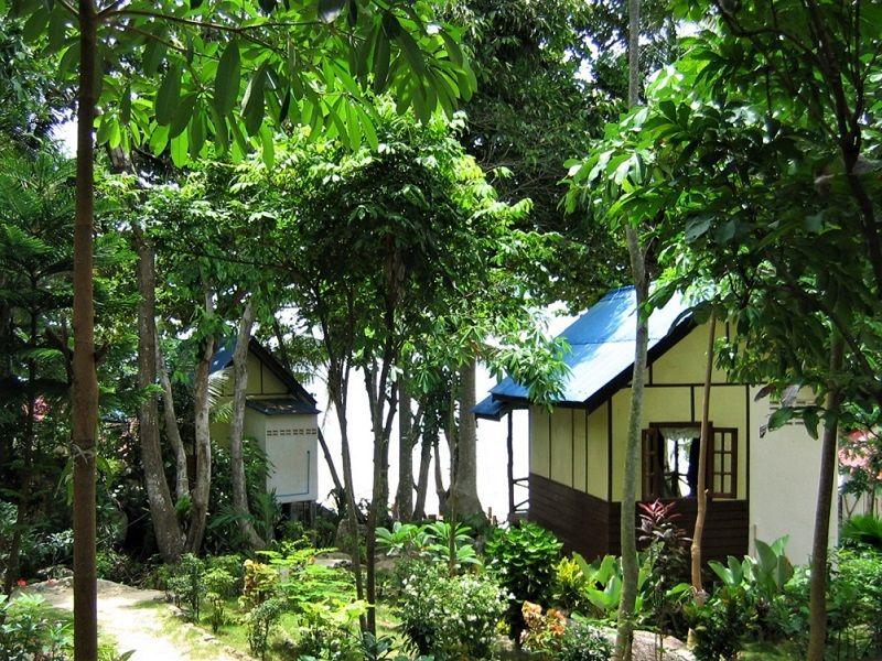 Bungalows en Thailande