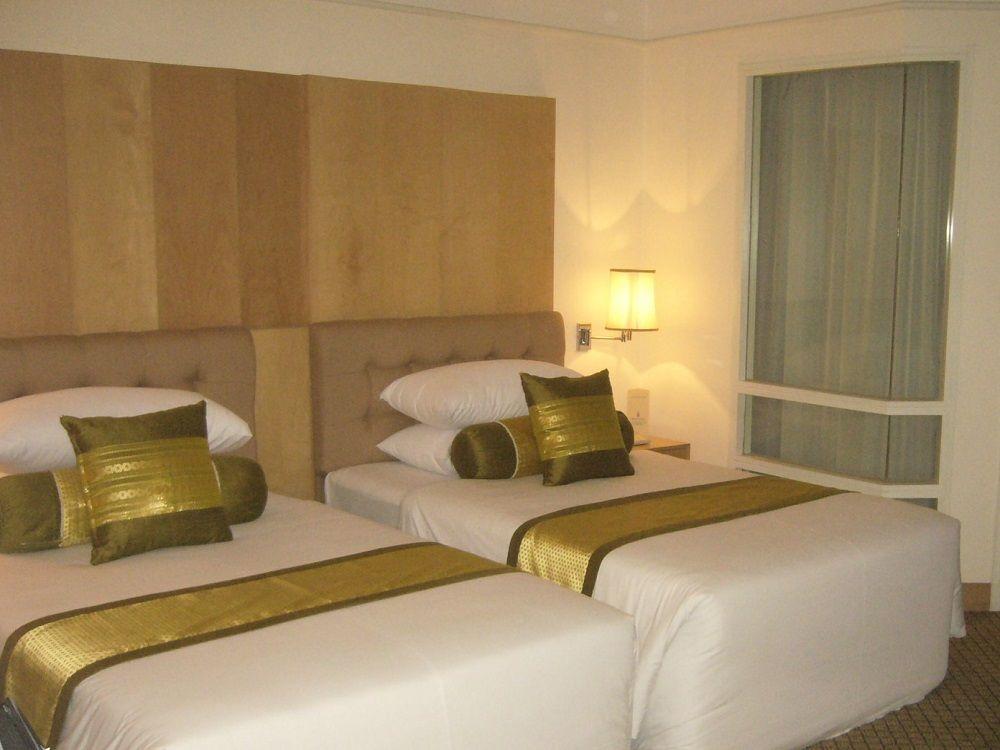 Une chambre au Shangri-La Hotel à Bangkok