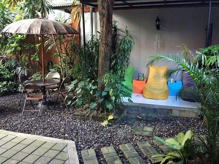 Jardin du Ning Homestay à Sanur, Bali