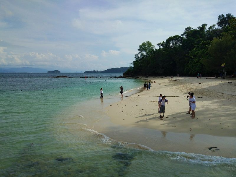 île de sapi kota kinabalu